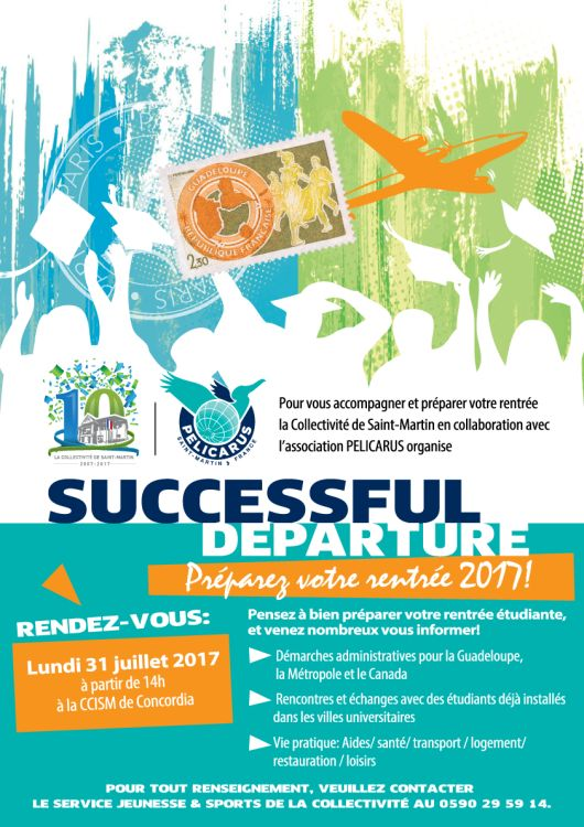 Successful Departure 2017!