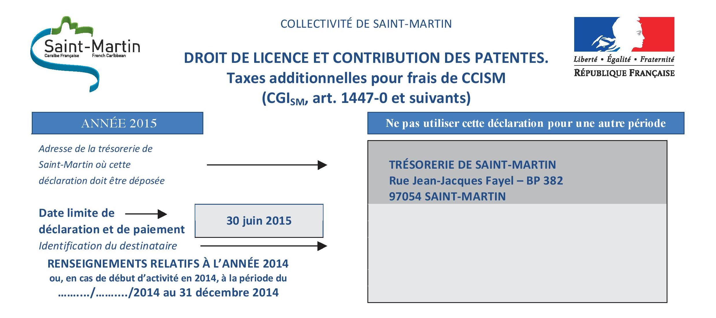 date limite declaration impôts 2016
