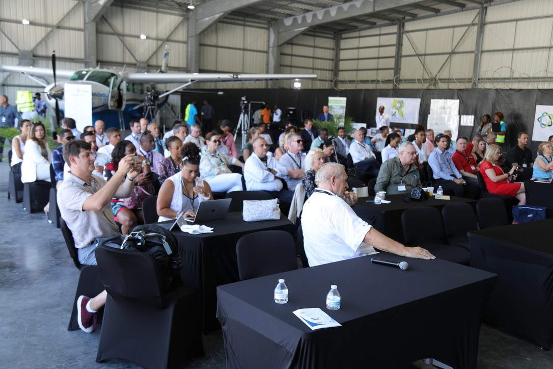 2019 CaribAvia Conference at Grand-Case Airport