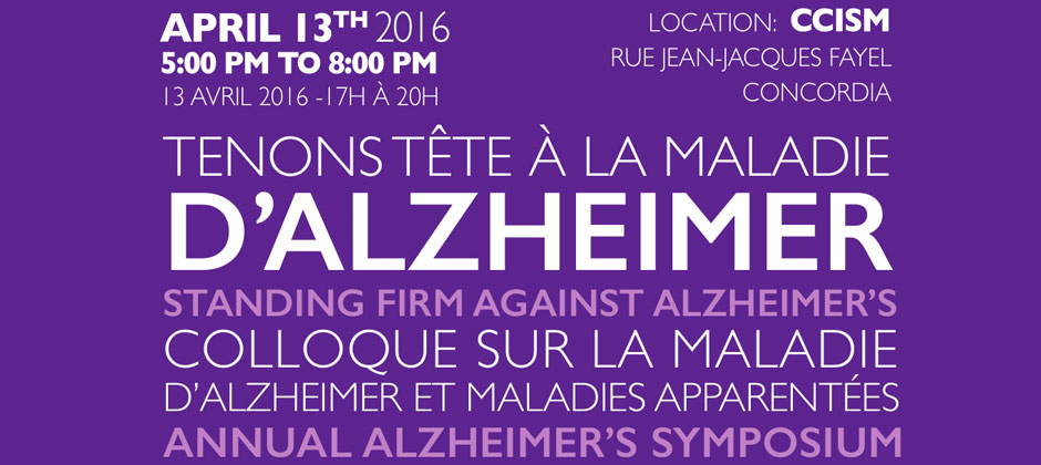 Colloque Alzheimer 13-04-16