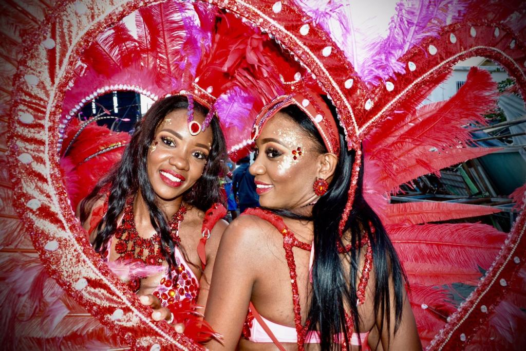 Carnival 2018: A colorful party!