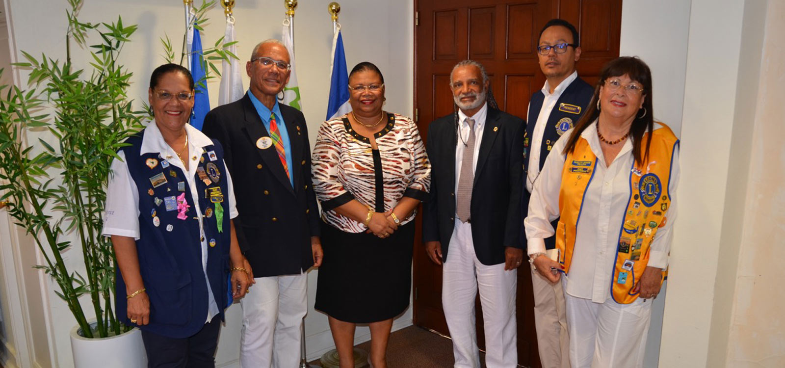New Governor of Lions Club International