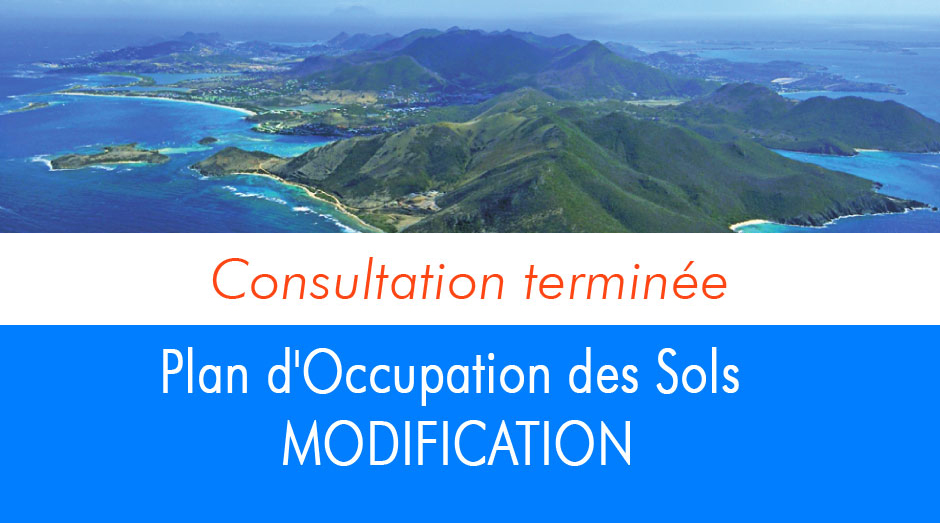 Plan d'Occupation des Sols  MODIFICATION